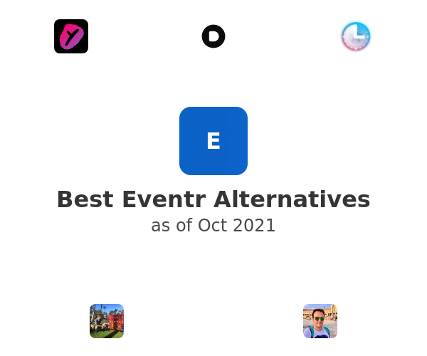 Best Eventr Alternatives