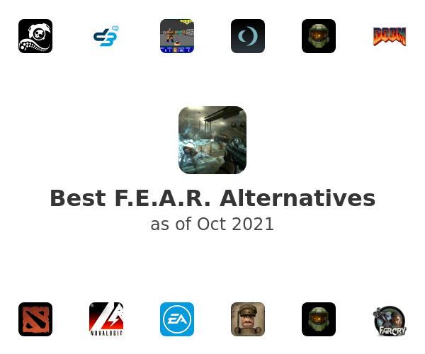 Best F.E.A.R. Alternatives