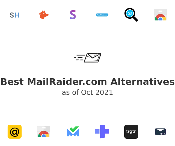 Best MailRaider.com Alternatives