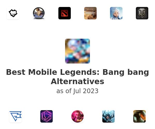 Best Mobile Legends: Bang bang Alternatives