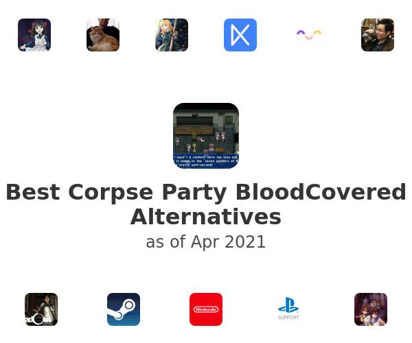 Best Corpse Party BloodCovered Alternatives