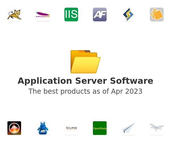 Application Server Software