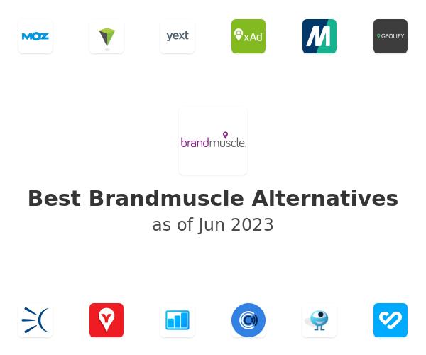 Best Brandmuscle Alternatives