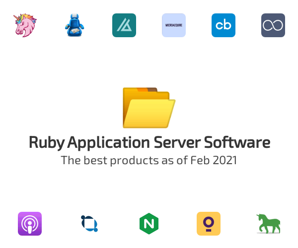 Ruby Application Server Software