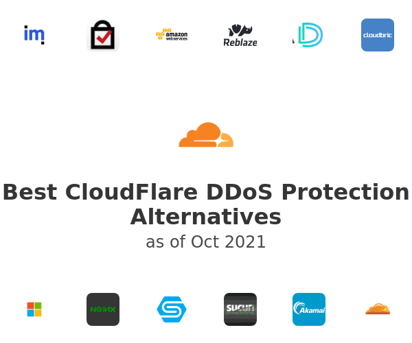 Best CloudFlare DDoS Protection Alternatives