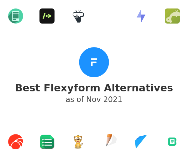 Best Flexyform Alternatives