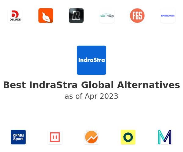 Best IndraStra Global Alternatives