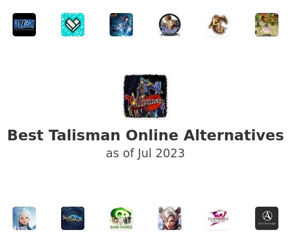 Best Talisman Online Alternatives