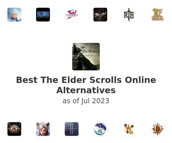Best The Elder Scrolls Online Alternatives