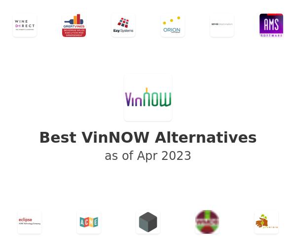 Best VinNOW Alternatives