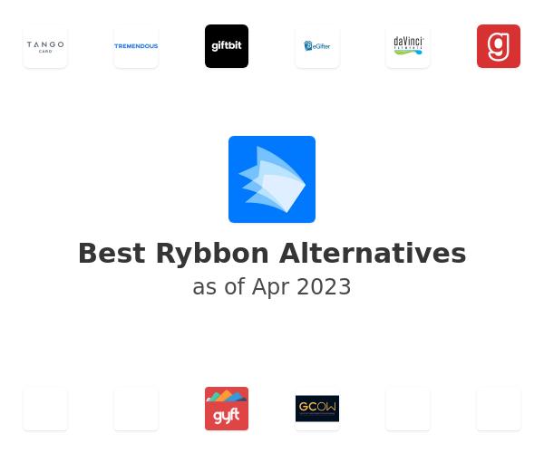 Best Rybbon Alternatives