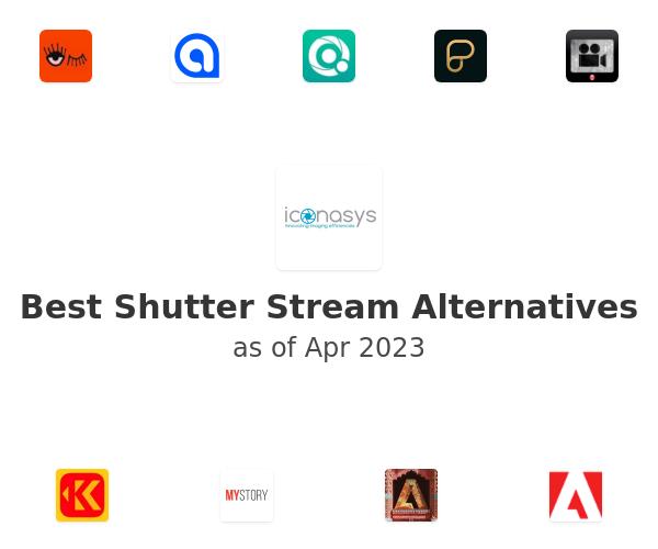 Best Shutter Stream Alternatives