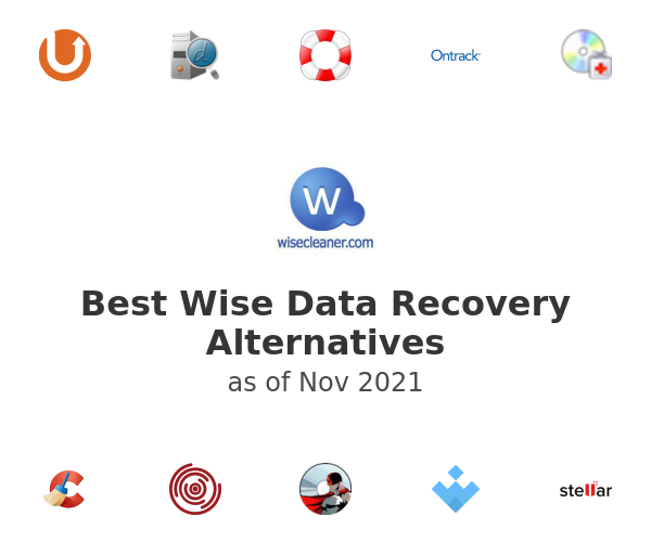 Best Wise Data Recovery Alternatives
