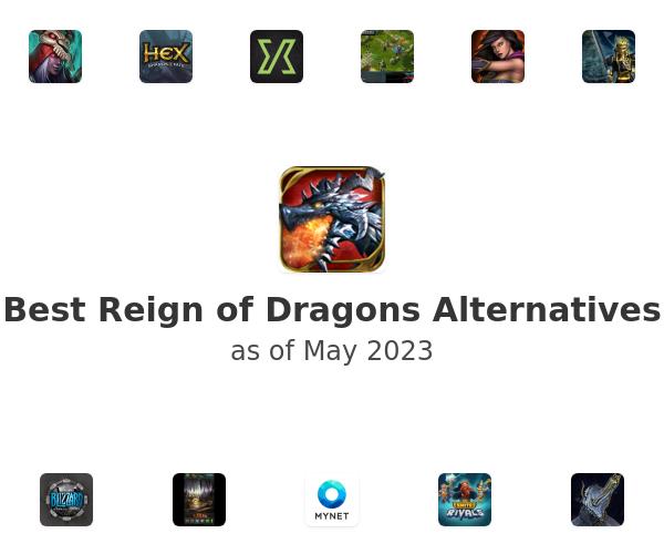 Best Reign of Dragons Alternatives