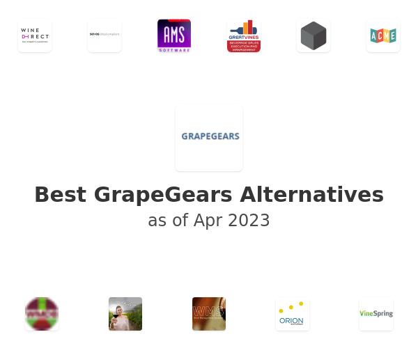 Best GrapeGears Alternatives