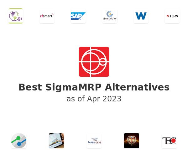 Best SigmaMRP Alternatives