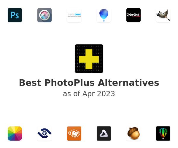 Best PhotoPlus Alternatives