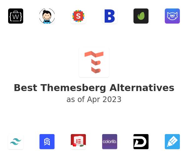 Best Themesberg Alternatives