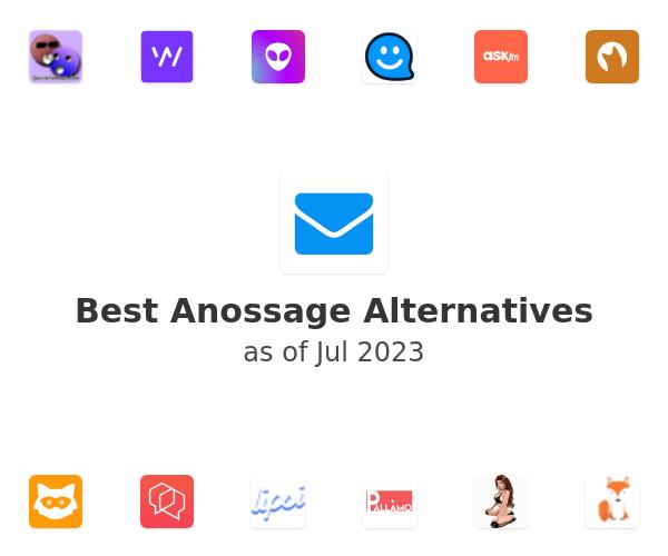 Best Anossage Alternatives