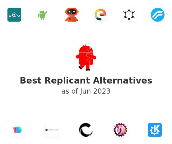 Best Replicant Alternatives