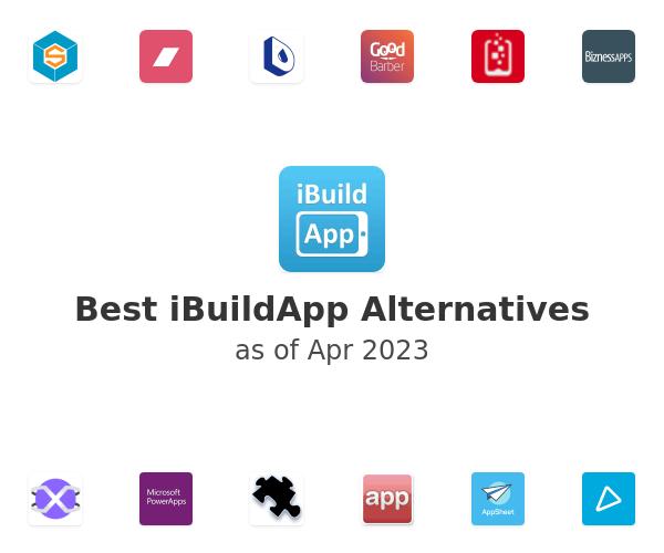 Best iBuildApp Alternatives