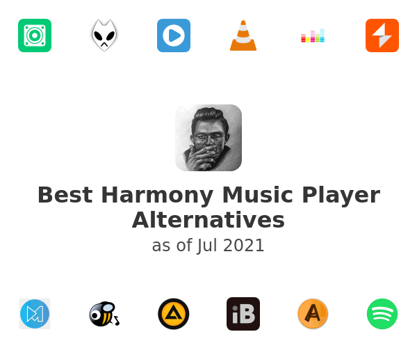 Best Harmony Music Player Alternatives