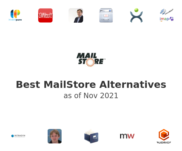 Best MailStore Alternatives