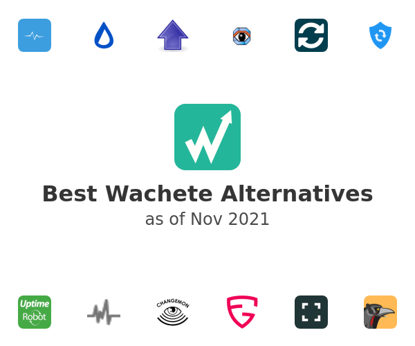 Best Wachete Alternatives