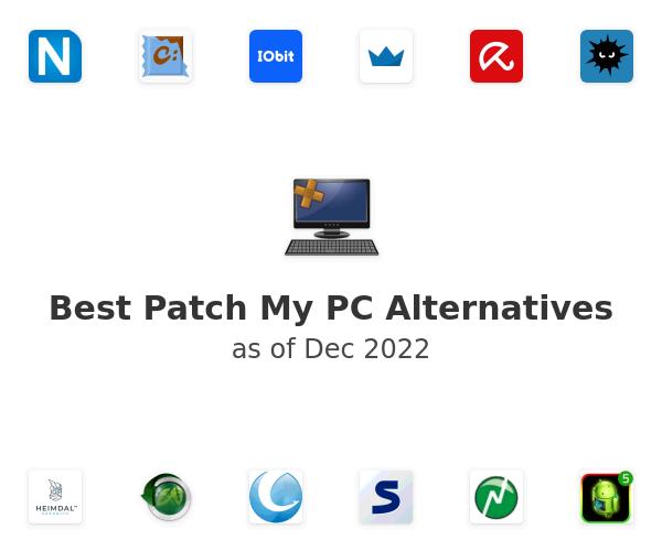 Best Patch My PC Alternatives
