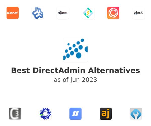 Best DirectAdmin Alternatives