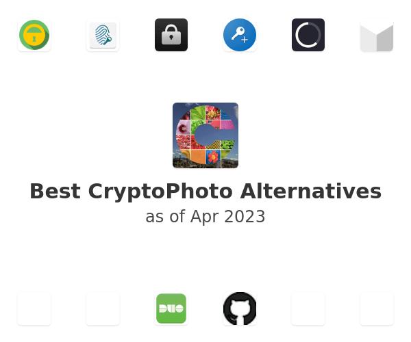 Best CryptoPhoto Alternatives