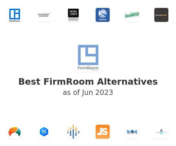 Best FirmRoom Alternatives