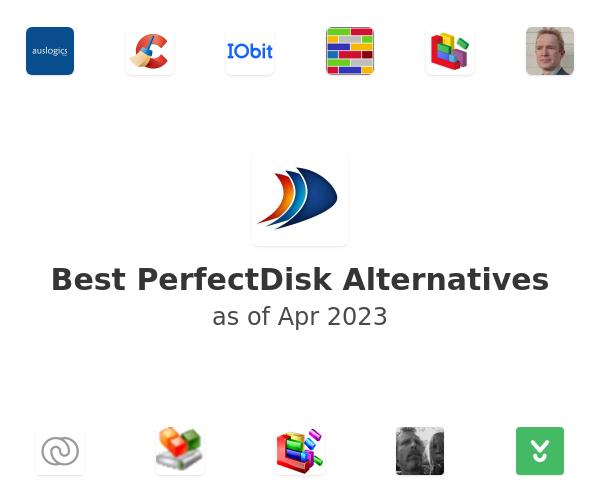Best PerfectDisk Alternatives