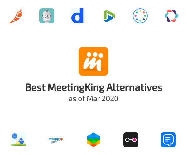 Best MeetingKing Alternatives
