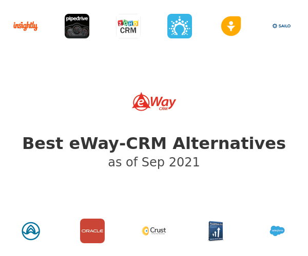 Best eWay-CRM Alternatives