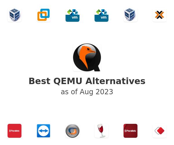 Best QEMU Alternatives