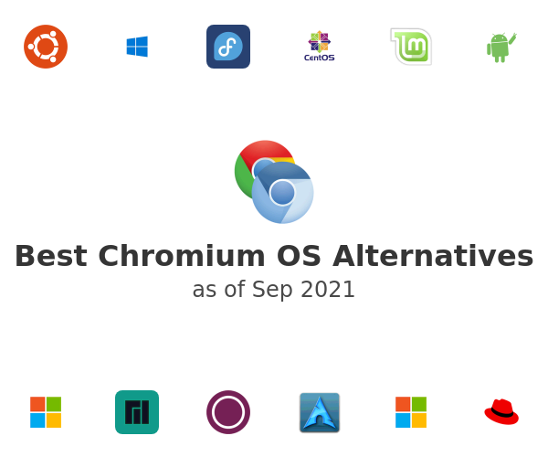Best Chromium OS Alternatives