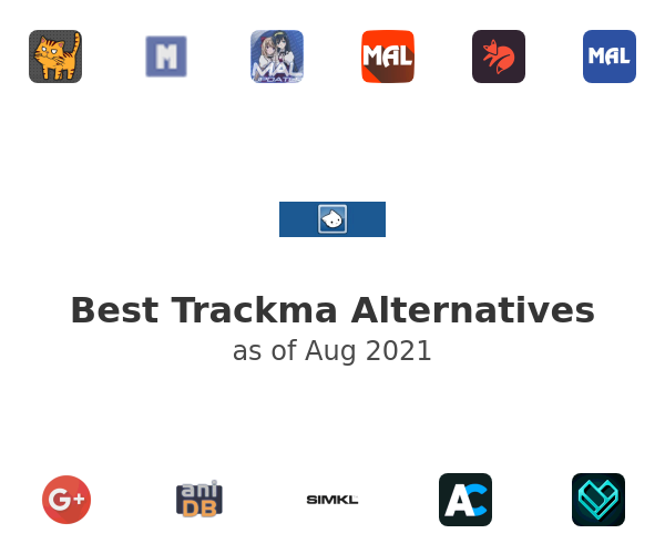 Best Trackma Alternatives