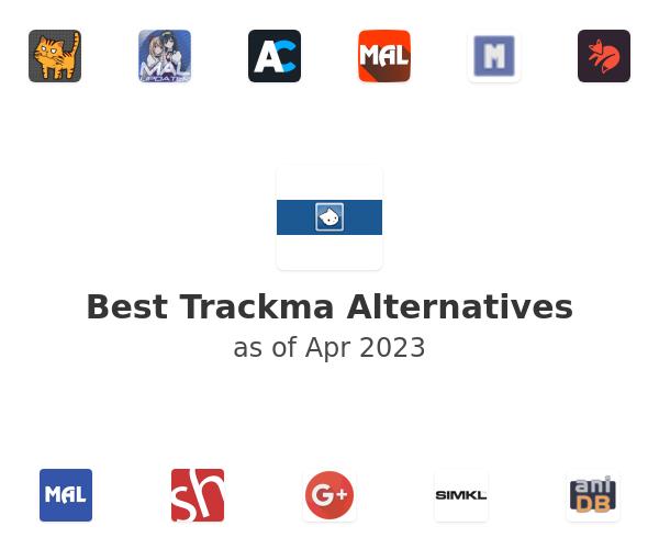 Best Trackma Alternatives