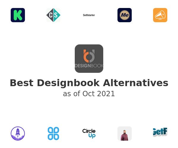Best Designbook Alternatives