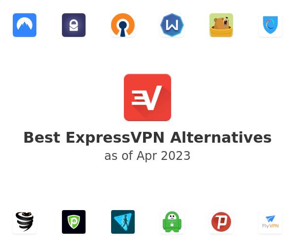 Best ExpressVPN Alternatives