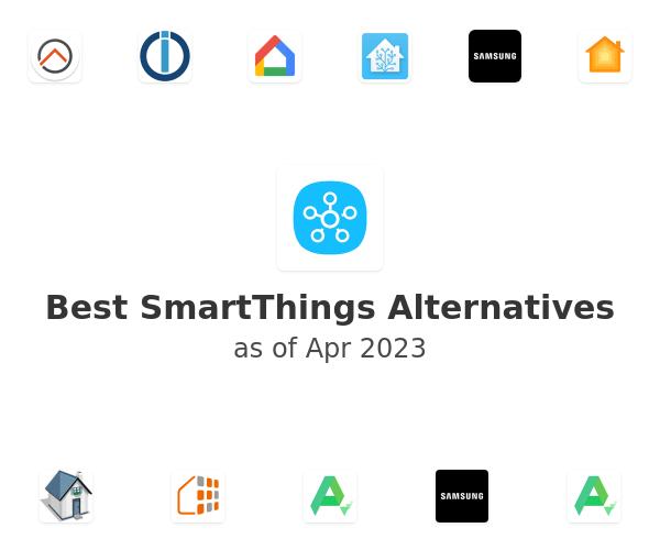 Best SmartThings Alternatives