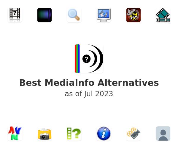 Best MediaInfo Alternatives