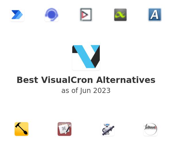 Best VisualCron Alternatives