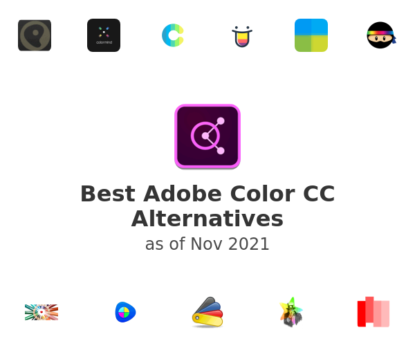 Best Adobe Color CC Alternatives