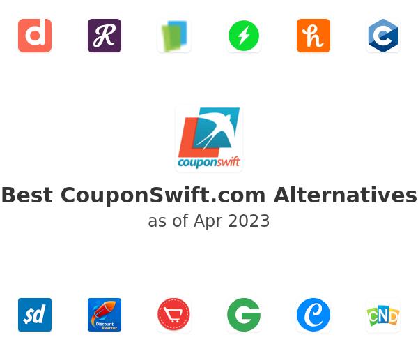 Best CouponSwift.com Alternatives