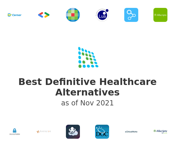 Best Definitive Healthcare Alternatives