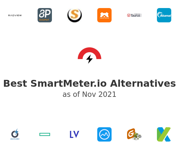 Best SmartMeter.io Alternatives