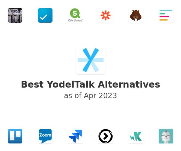 Best YodelTalk Alternatives