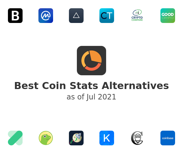 Best Coin Stats Alternatives